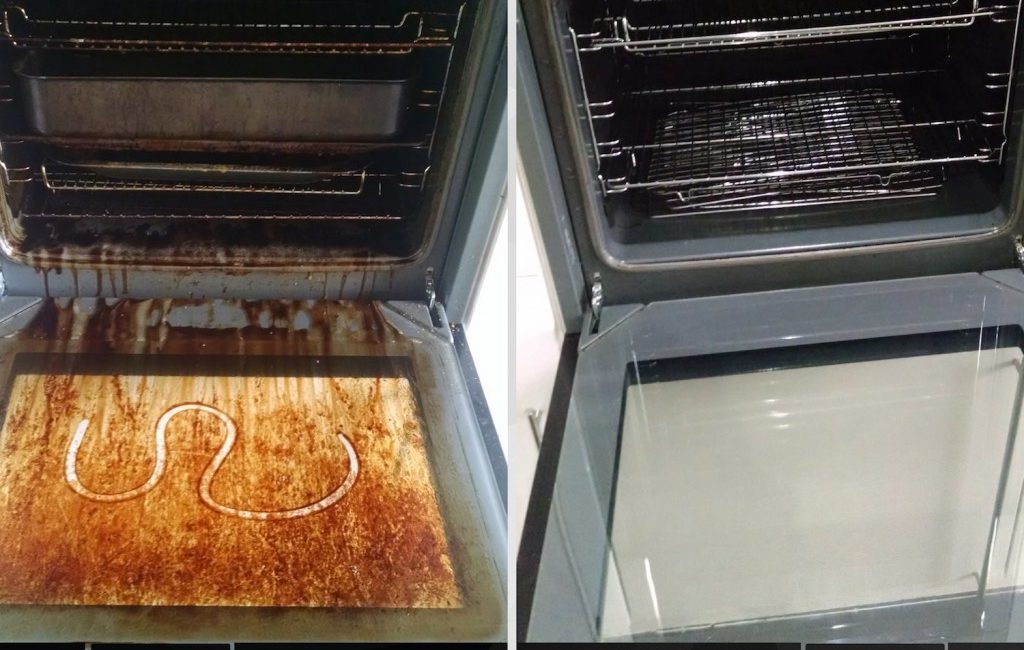 oven cleaner stoubridge