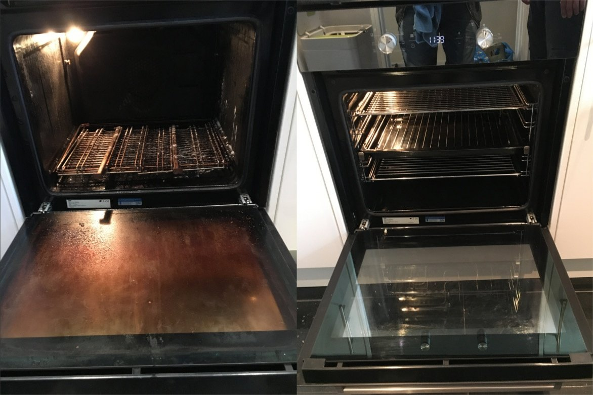 oven cleaning Selly Oak