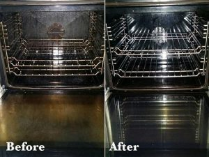Oven Cleaning Hagley