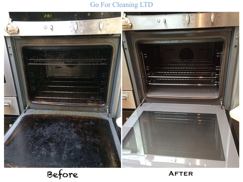oven cleaning Solihull