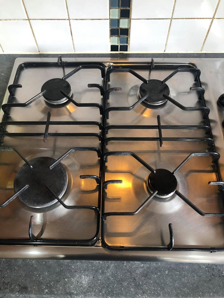 hob cleaning service