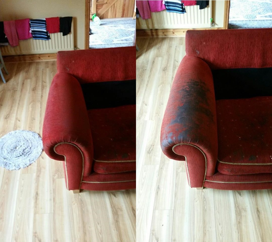 Upholstery cleaning Walsall