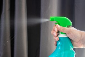 Disinfecting Incorrectly Can Lead into Lung Problems