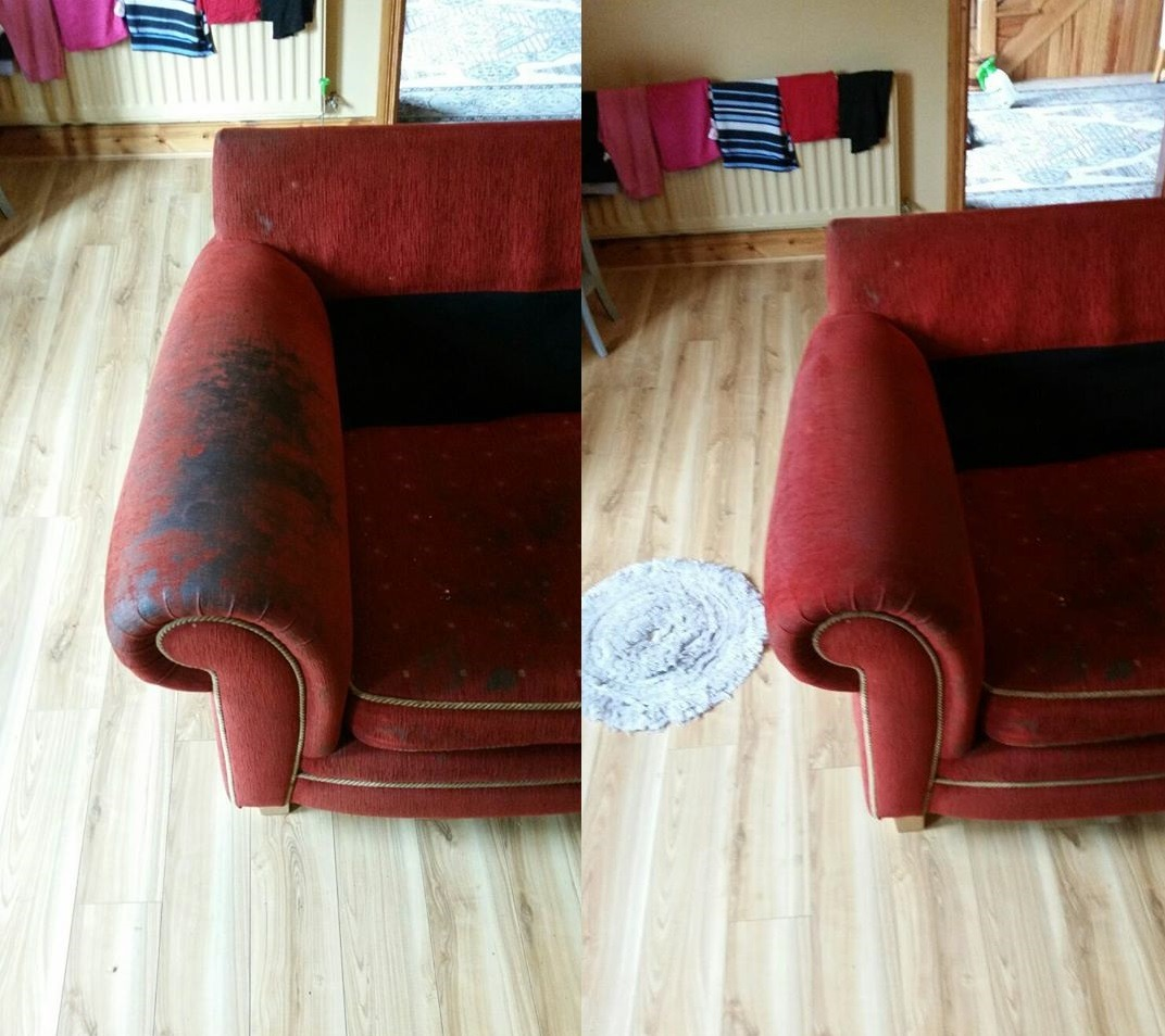 Upholstery Sofa Cleaning Quinton And Halesowen beofre