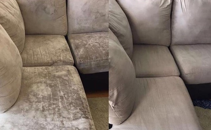 professional Upholstery Cleaning Worcester