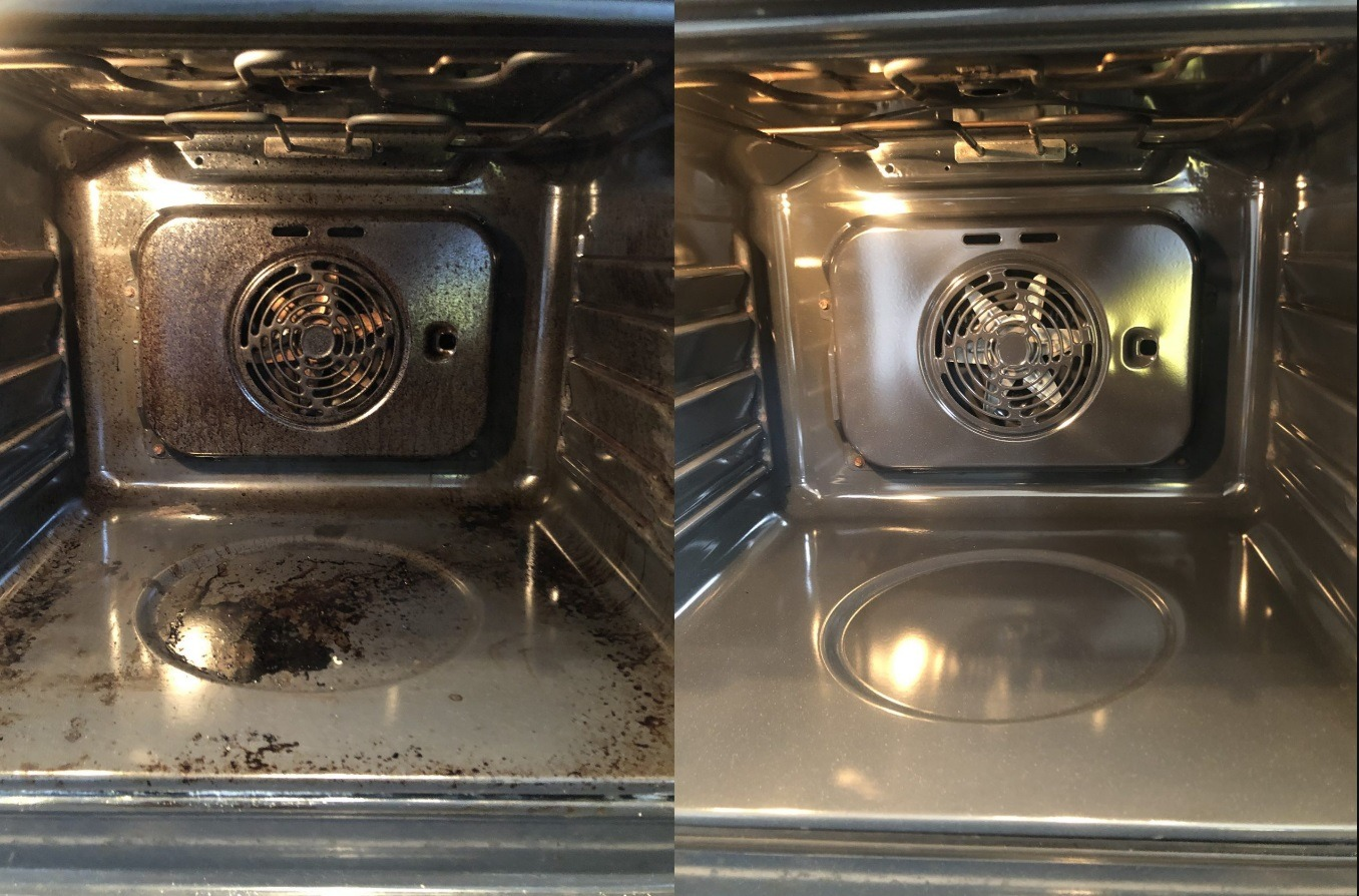 Oven Cleaning Worcester