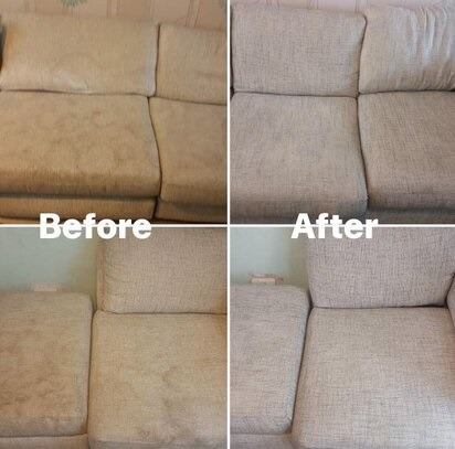Upholstery cleaning Redditch and bromsgrove