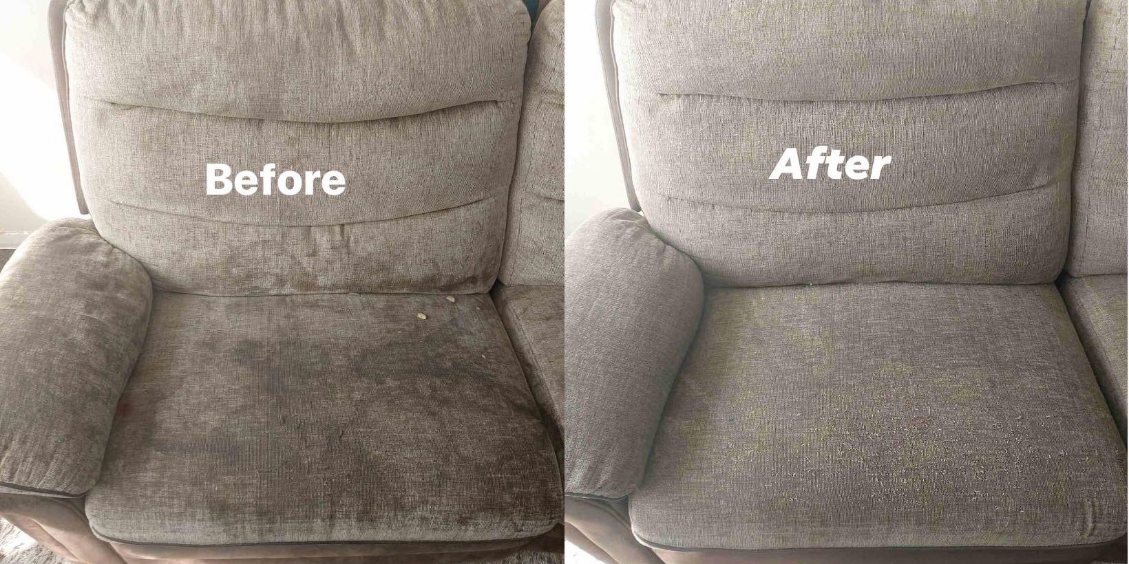 upholstery cleaning service in Kidderminster
