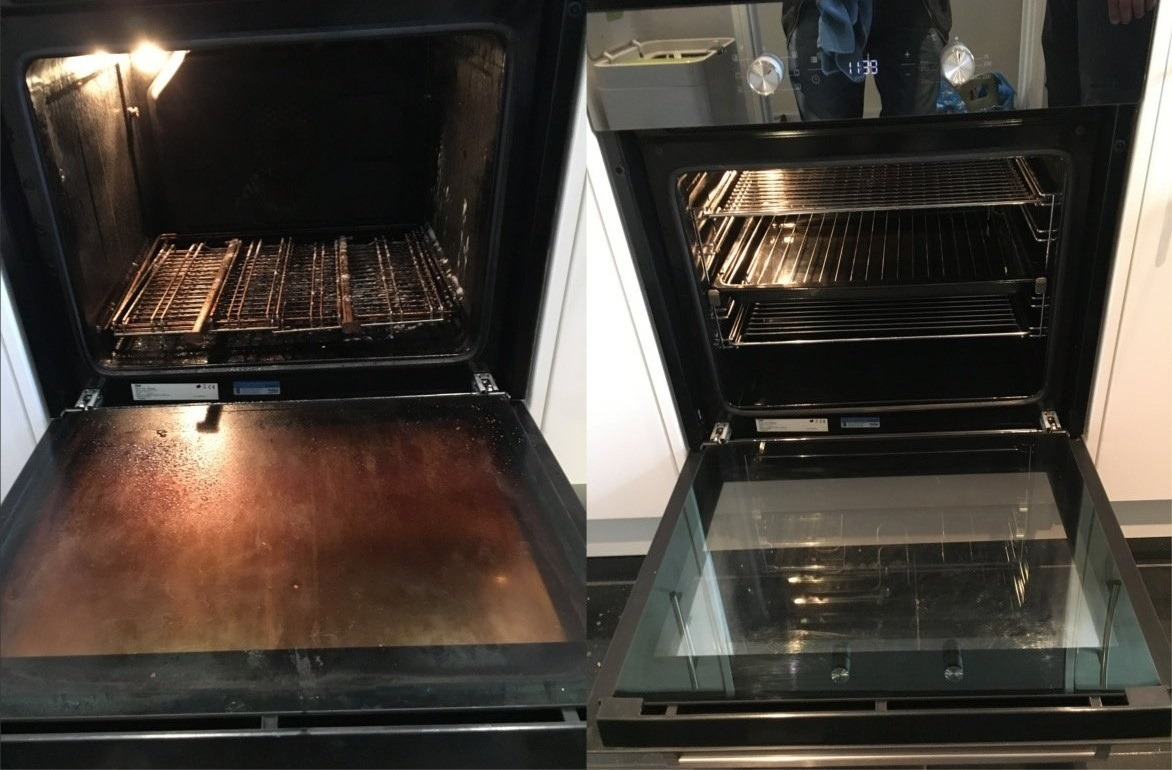 Professional oven cleaning Redditch