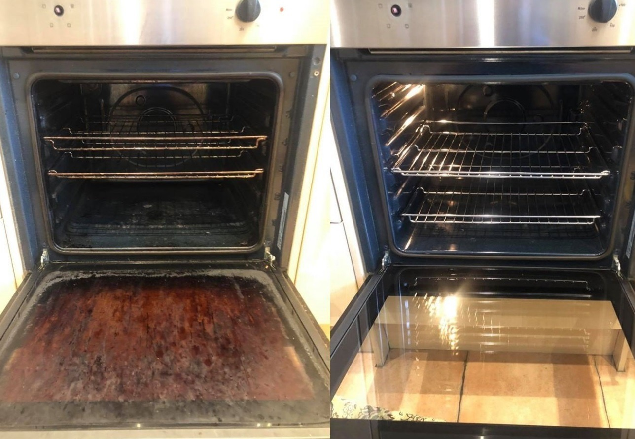 Professional oven cleaning Sutton Coldfield