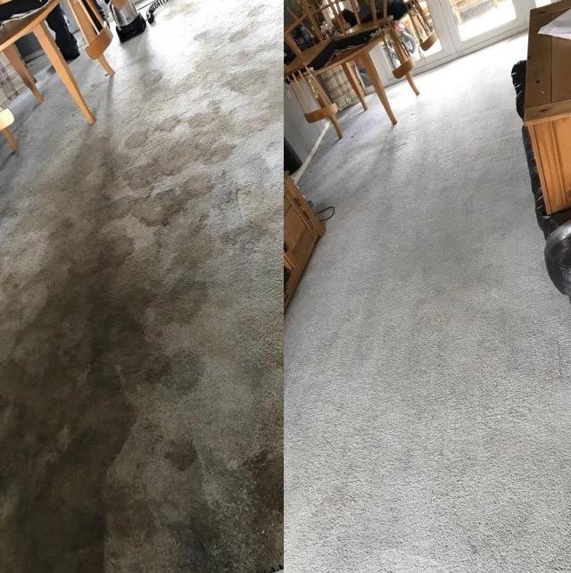 local carpet cleaner Wolverhampton