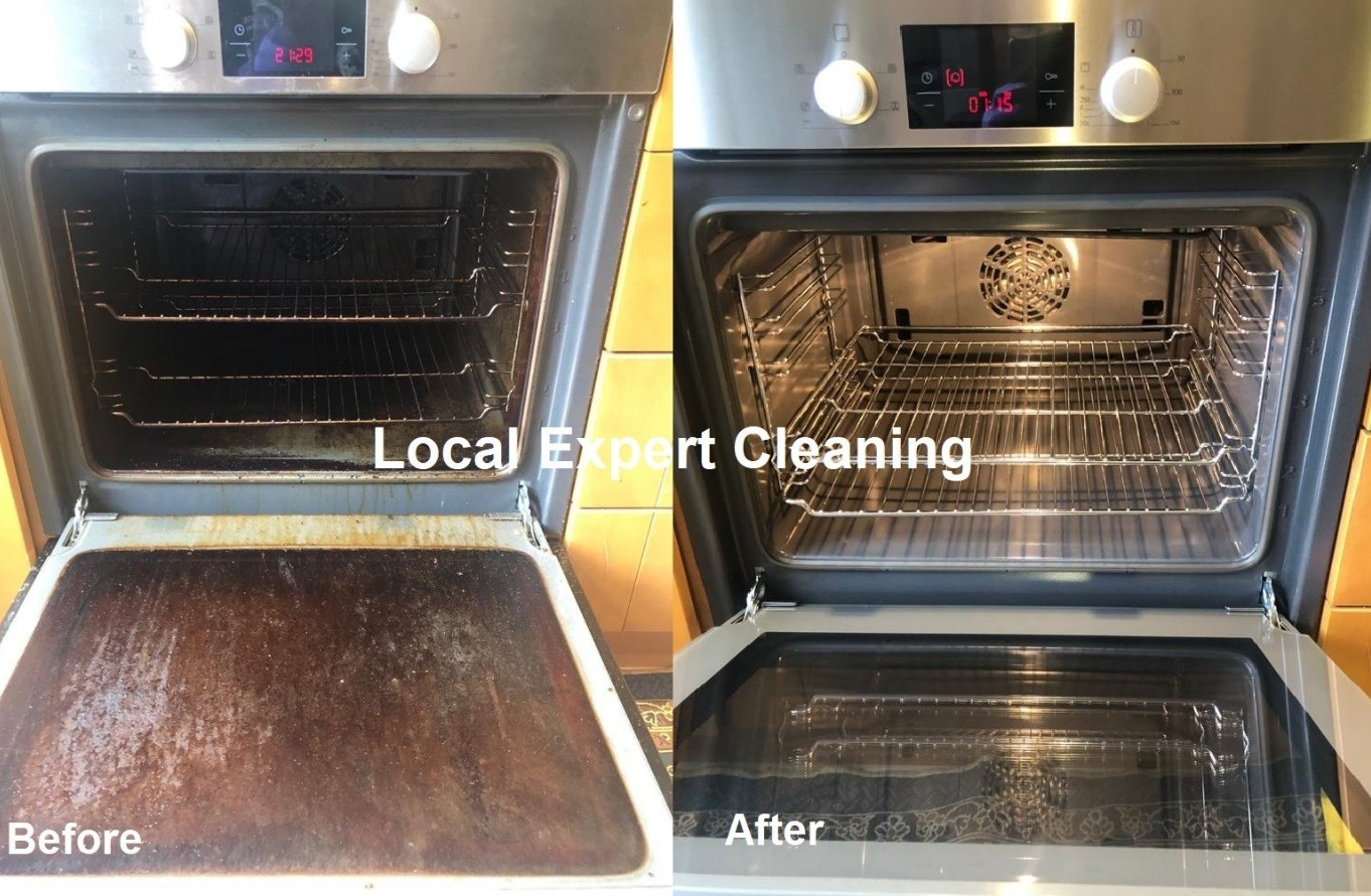 local oven cleaner Sutton Coldfield