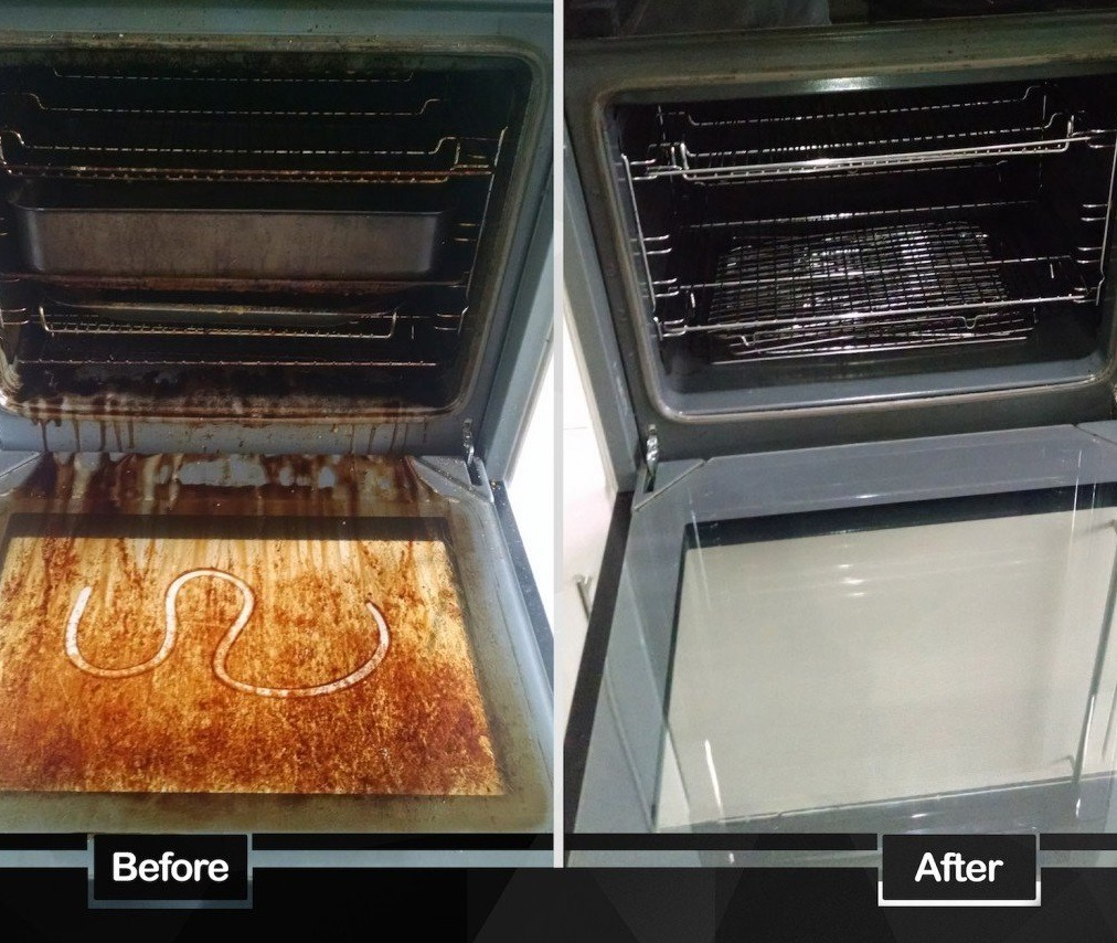oven cleaner Redditch