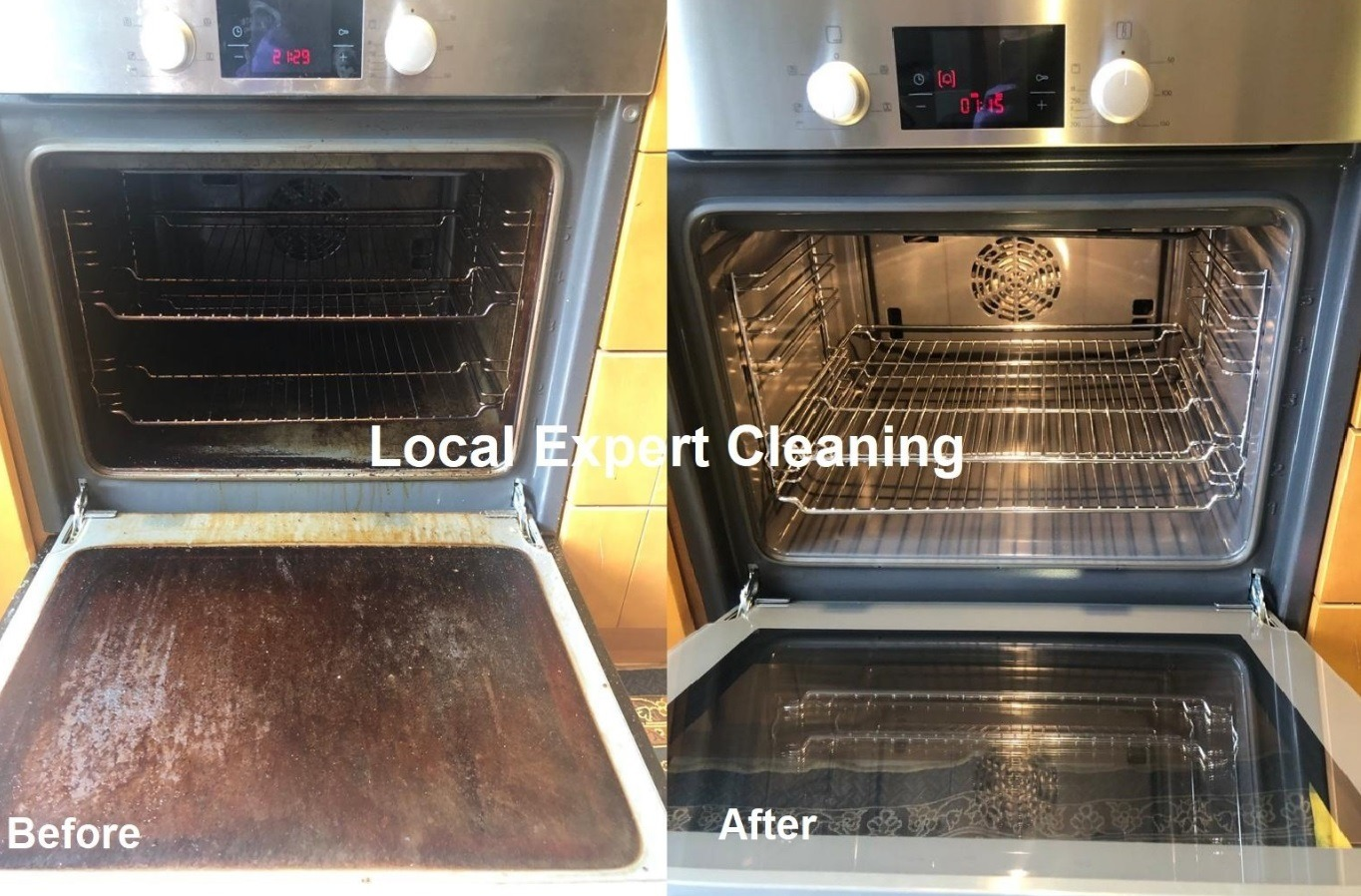 oven cleaning Coventry near me