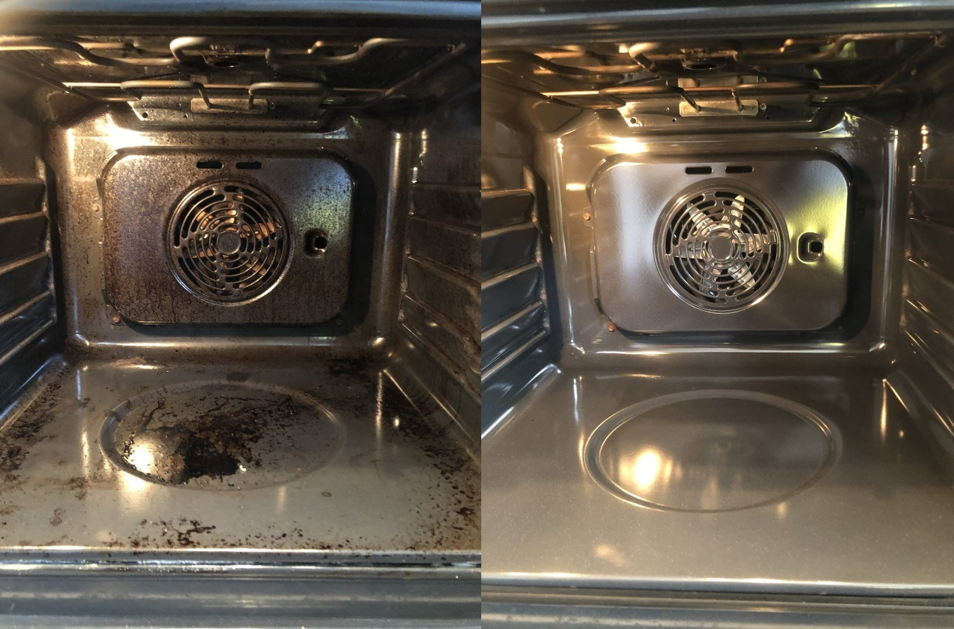 oven cleaning Redditch