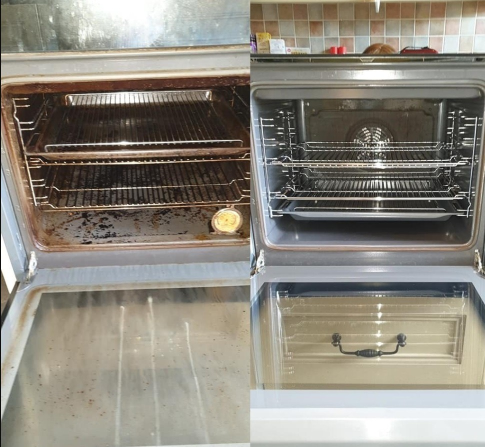 oven cleaning in Redditch