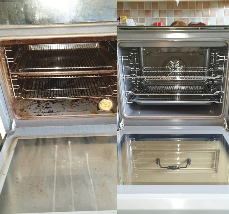 professional oven cleaning Coventry