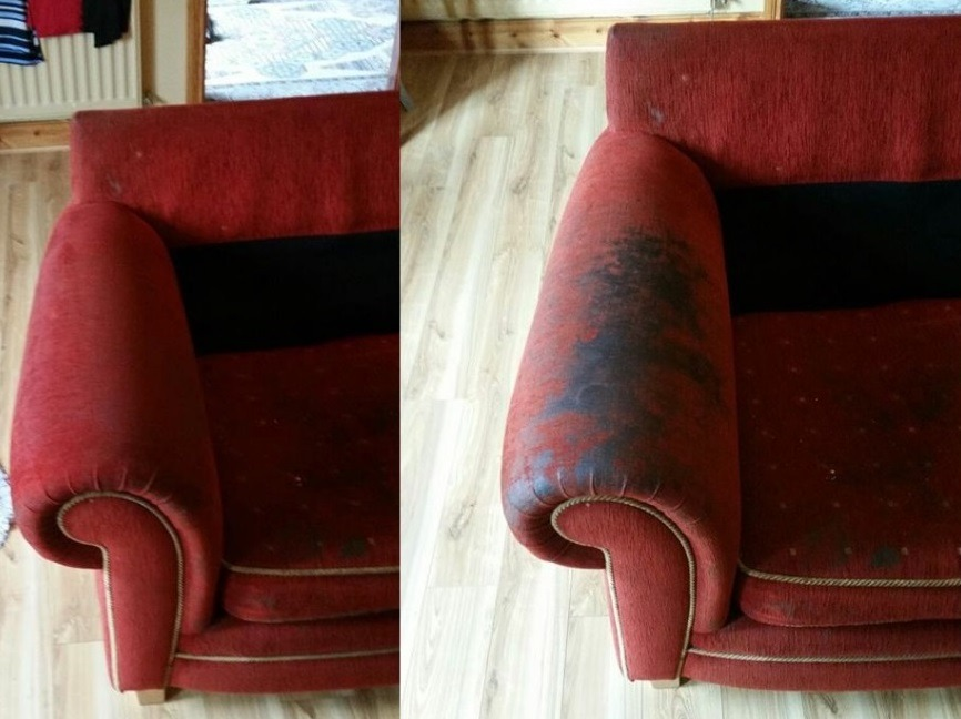 upholstery cleaner Coventry