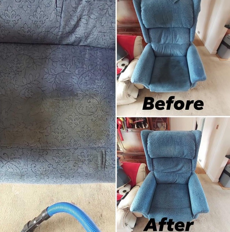 upholstery cleaning Rubery