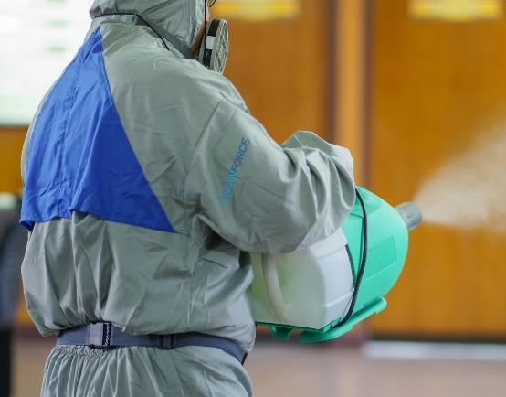 coronavirus cleaning Birmingham