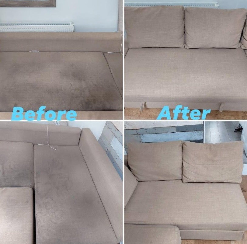 upholstery cleaning in Rubery