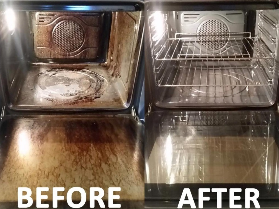 Professional oven cleaning Bromsgrove