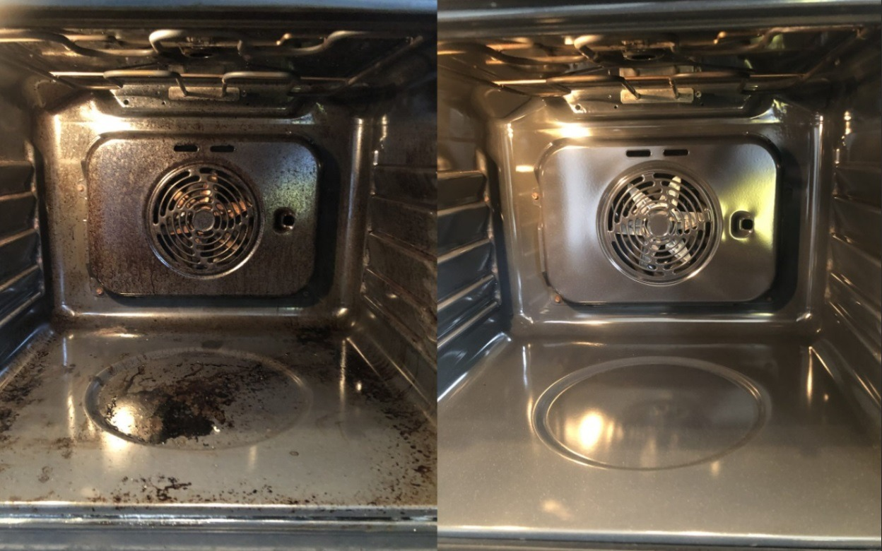Professional oven cleaning Wednesbury