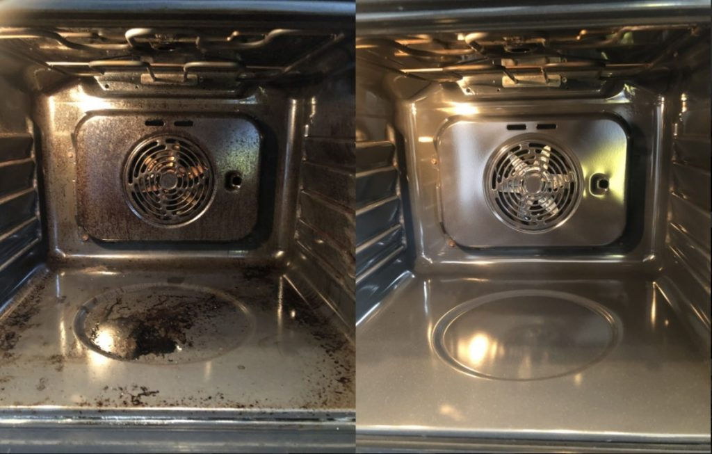 local oven cleaning Bromsgrove