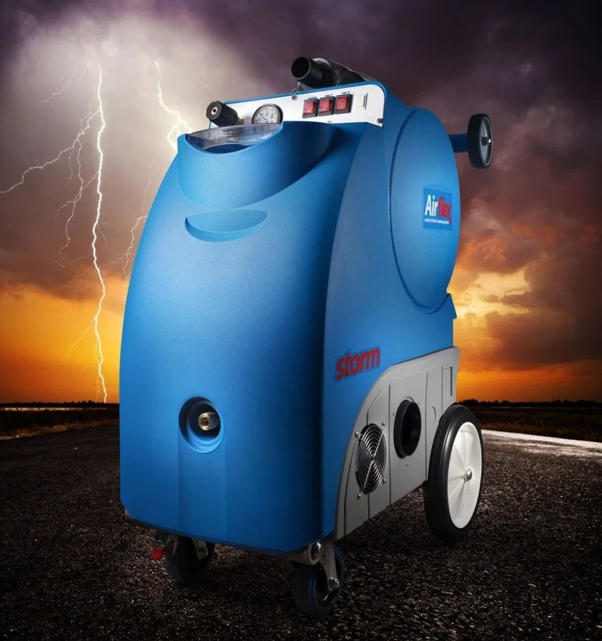 AirFlex carpet and upholstery cleaning machine Cleaning Machine