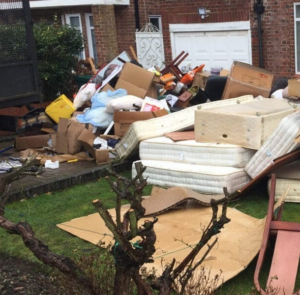 Rubbish removal Birmingham
