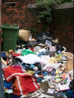 house waste removal service
