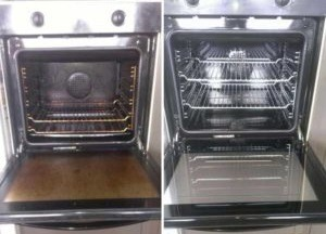 Selly Oak Oven cleaner