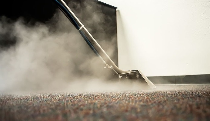 hot water carpet cleaning service
