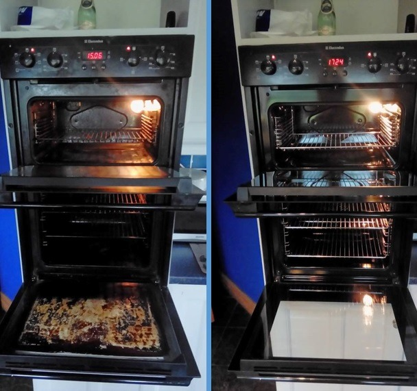oven cleaning service in Wolverhampton
